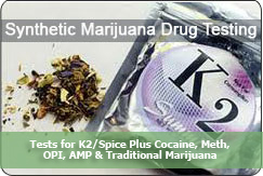 k2 Spice 6-Panel Drug Test