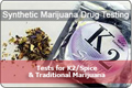 K2/Spice Marijuana Test