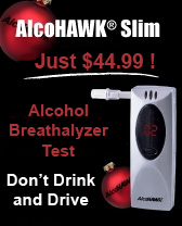 breathalyzer alcohol test